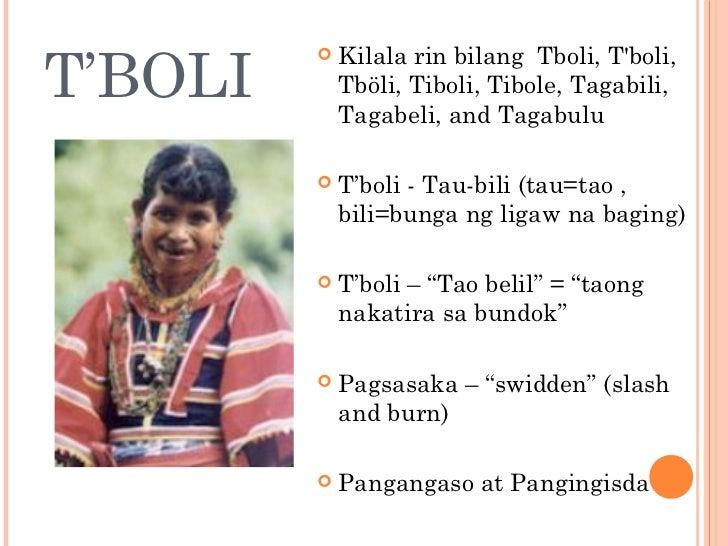 t'boli south cotabato