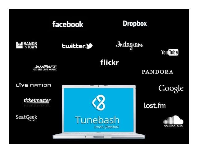 User Acquisition Strategy • Facebook, Twitter & Instagram integration • Artist partnerships & affiliate promotion • Pre...