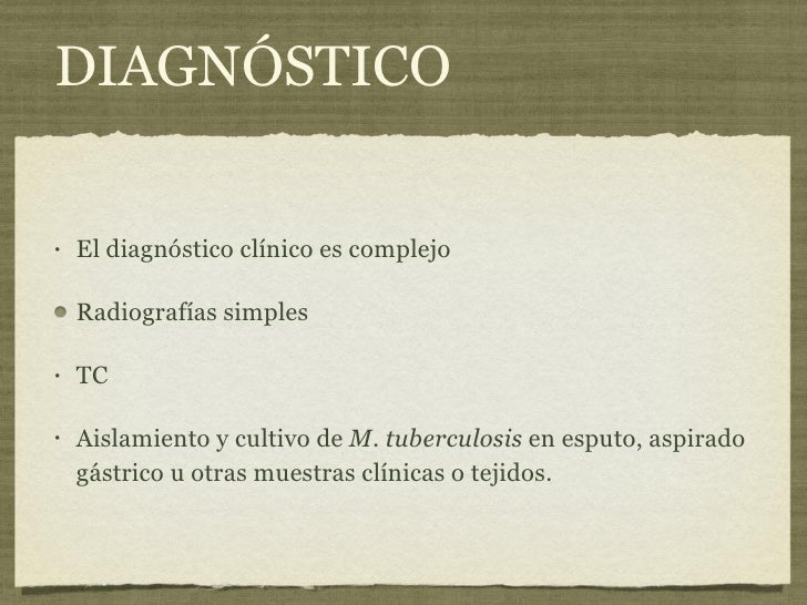 DIAGNÓSTICO <ul><li>El diagnóstico clínico es complejo </li></ul><ul><li>Radiografías simples </li></ul><ul><li>TC </li></...
