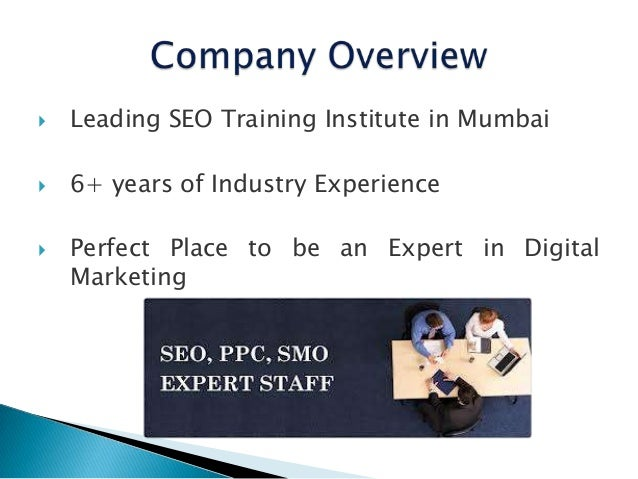  Leading SEO Training Institute in Mumbai  6+ years of Industry Experience  Perfect Place to be an Expert in Digital Ma...