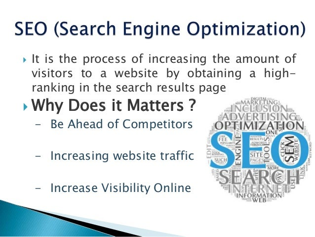  The paid Internet Marketing carried out on Search Engines is referred to as Search Engine Marketing or Pay Per Click.  ...