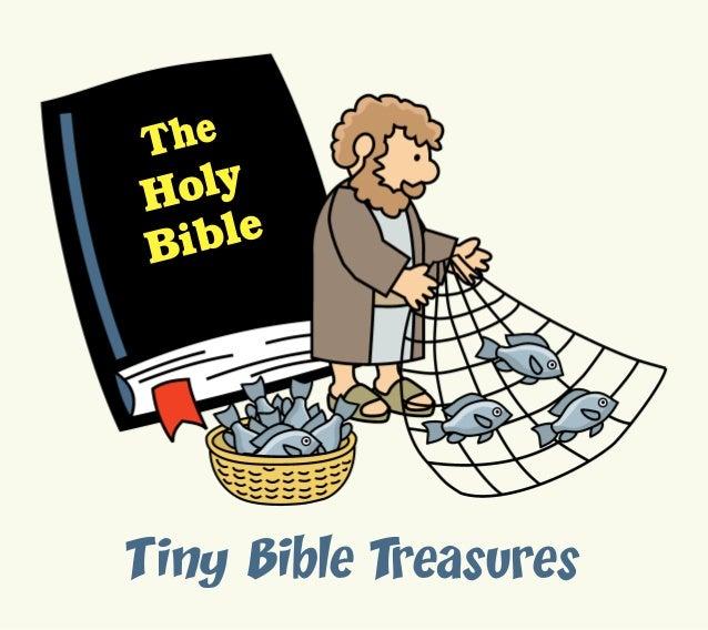 The Holy Bible Tiny Bible Treasures