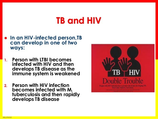how is aids related to tuberculosis
