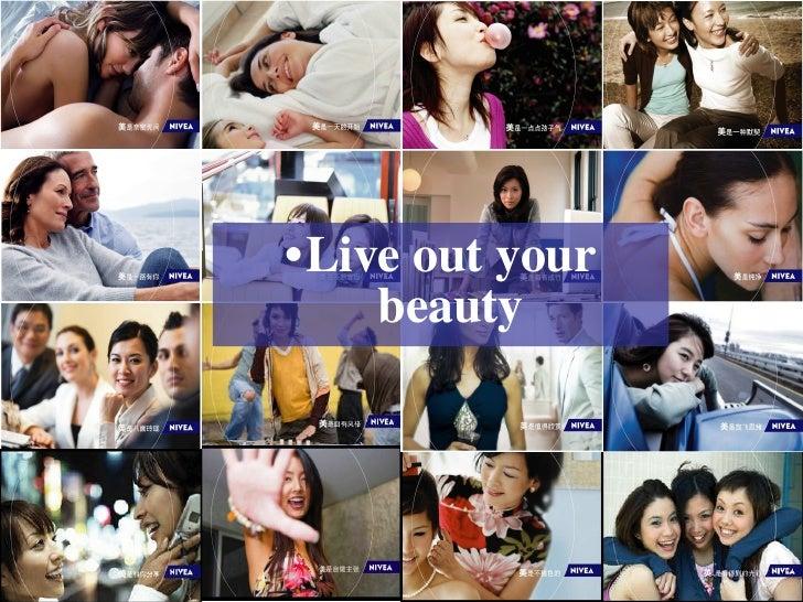 <ul><li>Live out your beauty </li></ul>