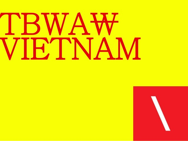 TBWA  5th largest agency group in the world,  and the fastest growing  1  2  3  4  5  6  Dentsu  BBDO  McCann Erickson Wor...