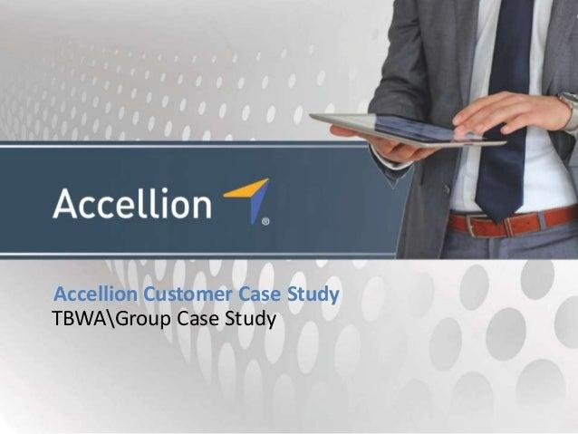 Accellion Customer Case StudyTBWAGroup Case Study