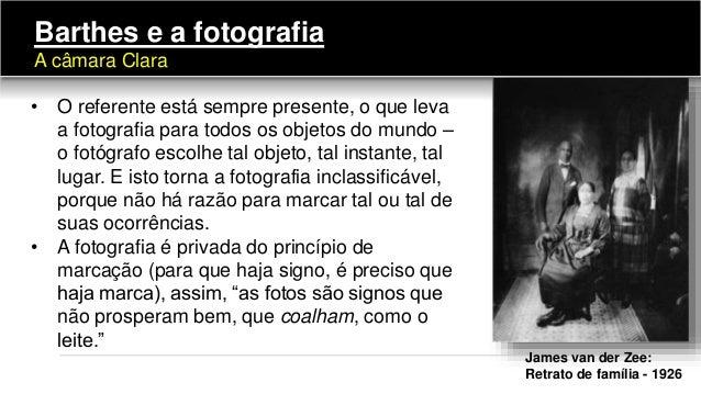 James van der Zee: Retrato de família - 1926 • O referente está sempre presente, o que leva a fotografia para todos os obj...