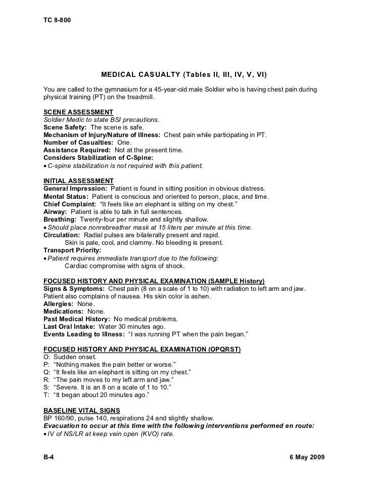Tc8 800 medic cmast 2009