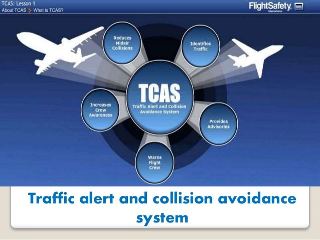 Traffic alert and collision avoidance system