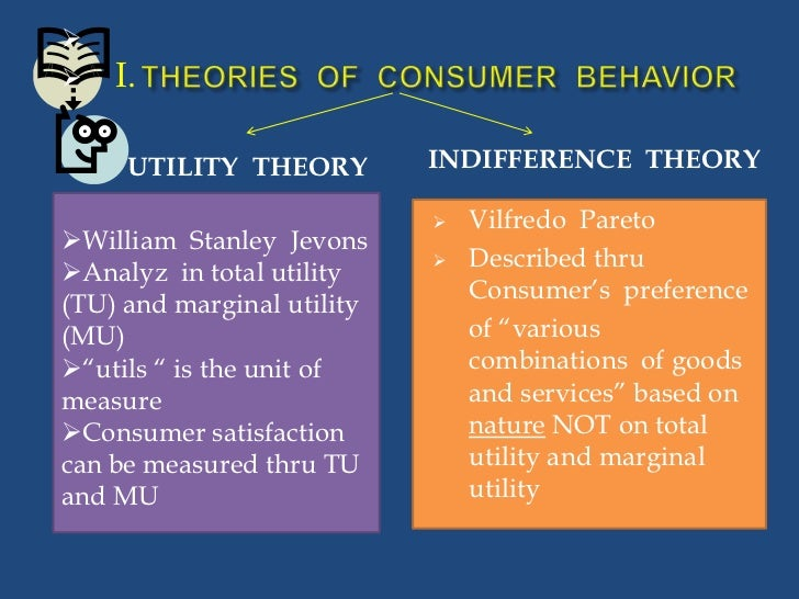 consumer theory The aim of this section is to explain a fundamental problem in economics, the derivation of a consumer's demand function, in a very simple way the article is organized as follows.