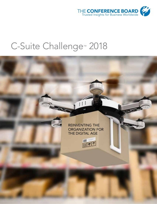 C-Suite Challenge 2018 Report: The most prevalent response related to…