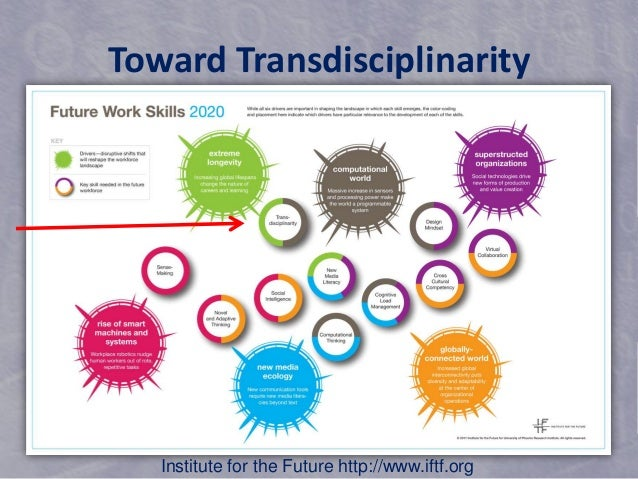 TCC Online Conference 2014 -Towards Transdisciplinarity with CVEs  Slide 2