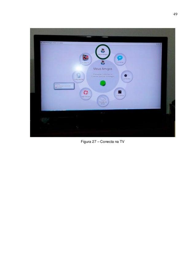 49  Figura 27 – Conecta na TV