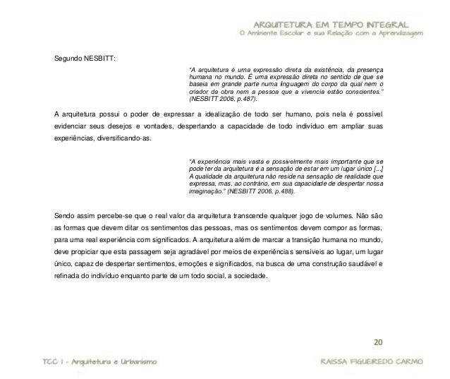 21  2.4 Desafios Contemporâneos no Brasil: Projeto Educação em Tempo Integral- PROETI  Em uma escola onde se encontram div...