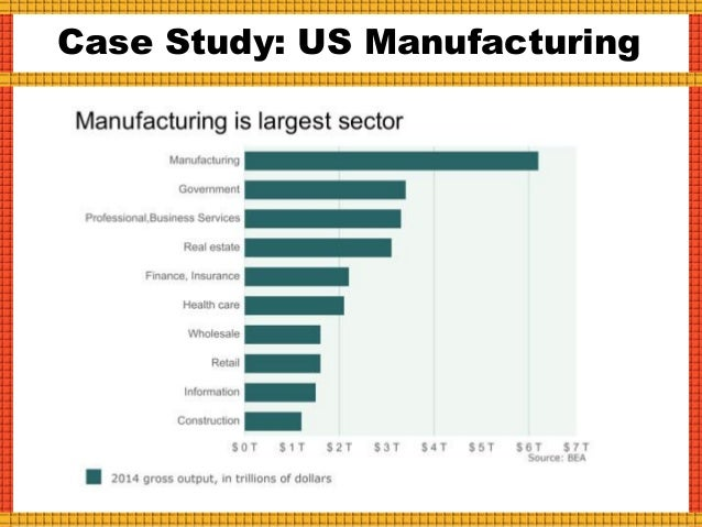 Manufacturing: Output vs. Jobs