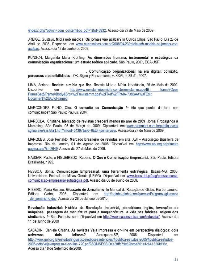 46adf06f92fa0c Artigo científico sobre revistas corporativas