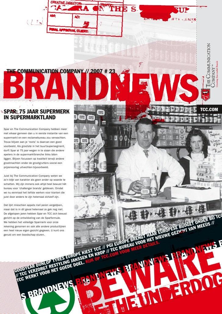 TCC Brandnews 23