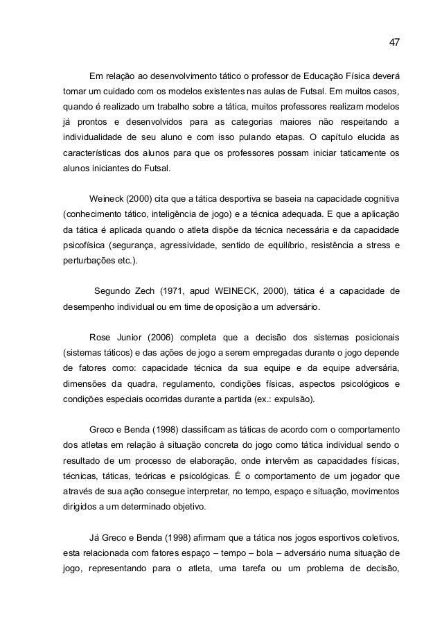 c80cefd2fe Tag  Plano De Aula De Educação Fisica Ensino Medio Futsal