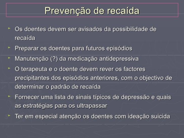 Bibliografia                       Gonçalves O. Terapias Cognitivas: teorias e                          práticas . Porto: ...