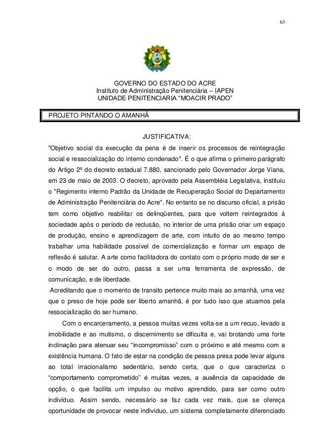 Well-known O ARTESANATO COMO MEIO DE RESSOCIALIZAÇÃO PARA OS REEDUCANDOS DA PENI… BB32