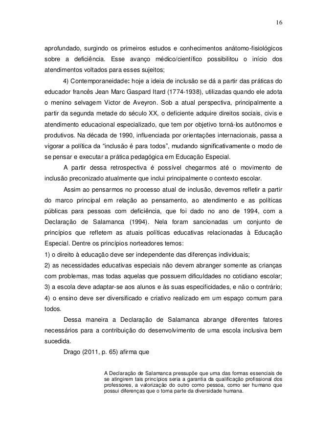 RELEVÂNCIA DE PROGRAMAS DE ENSINO PARA ALUNOS COM AUTISMO