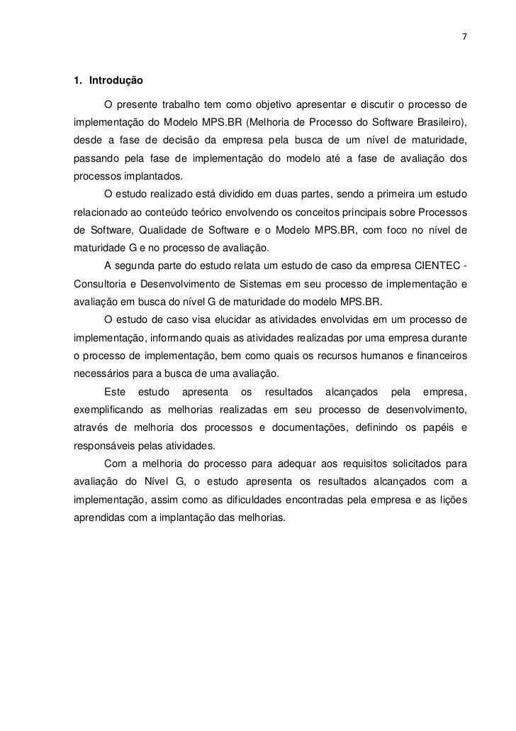 Colocar a monografia de 46 pagina nas regras da  abnt 3
