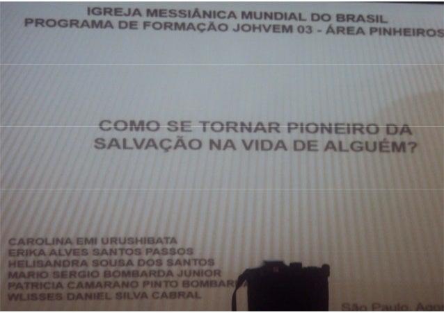 TCC Pinheiros