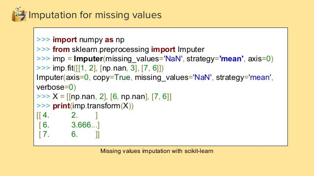 Binarization ● Transform discrete or continuous numeric features in binary features Example: Number of user views of the s...