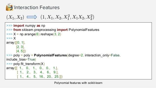 Interaction Features - Vowpal Wabbit vw --loss_function logistic --link=logistic --ftrl --ftrl_alpha 0.005 --ftrl_beta 0.1...