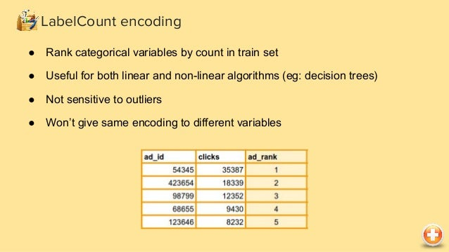 Category Embedding ● Use a Neural Network to create dense embeddings from categorical variables. ● Map categorical variabl...