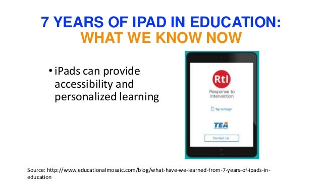 TCEA 2017 Apps, Apps Everywhere: iPads for Student Success