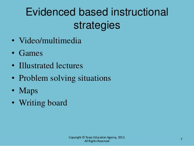 Inclusive instructional strategies accommodations essay