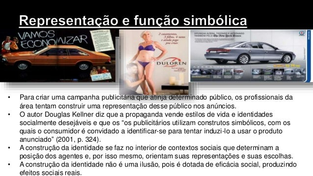 • Para criar uma campanha publicitária que atinja determinado público, os profissionais da área tentam construir uma repre...