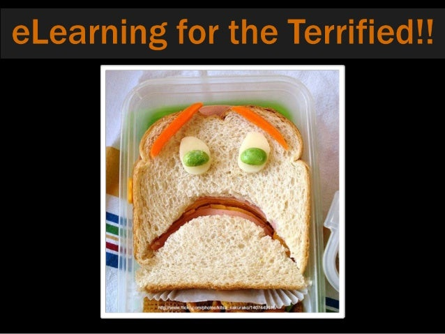 TCGP Conference - eLearning for the terrified