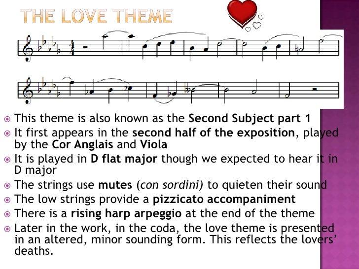 Romeo and juliet love theme