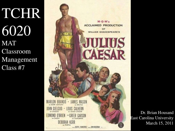TCHR <br />6020MAT Classroom <br />ManagementClass #7<br />Dr. Brian Housand<br />East Carolina University<br />March 15, ...