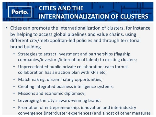 Tci 2015 The Dynamic Interaction Between Clusters Cities