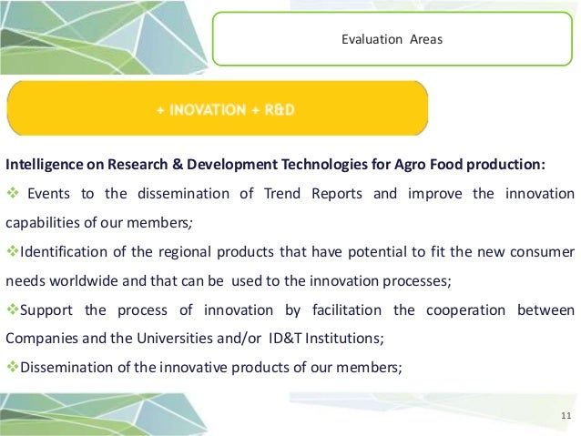 Tci 2016 Evaluation Of The Cluster Impact On Innovation