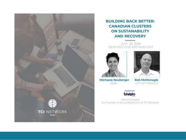 Where the experts in clusters and innovation ecosystems interact, learn and get inspired tci-network.org