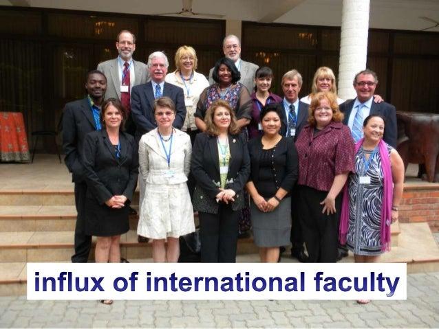 Emerging Paradigms in International Management Education