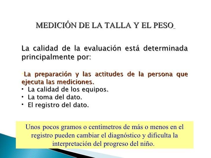 T cnica antropometrica de medicion del ni o for Cuales son medidas antropometricas