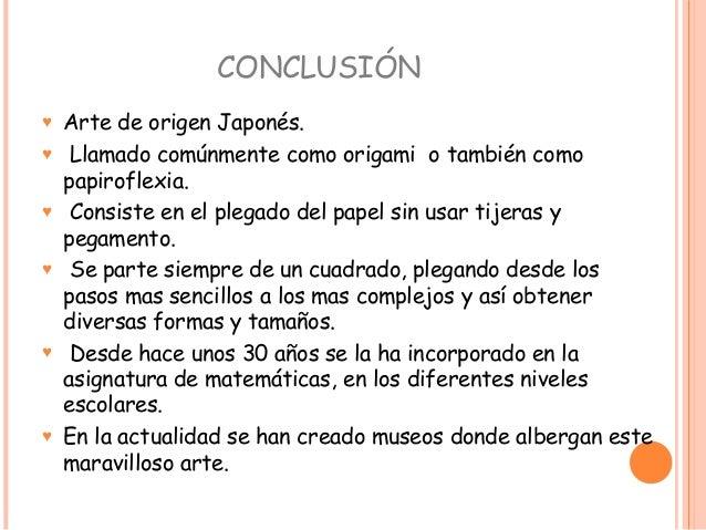 t233cnica del origami o papiroflexia
