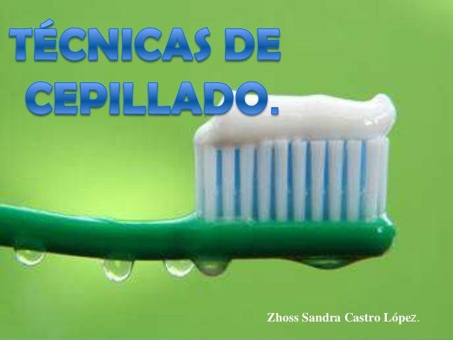 Zhoss Sandra Castro López.