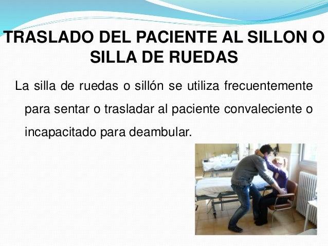 Traslado Técnicas De Y Movilizacion Paciente 6Ybf7gy