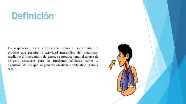 T cnicas de respiraci n for Definicion de gastronomia pdf