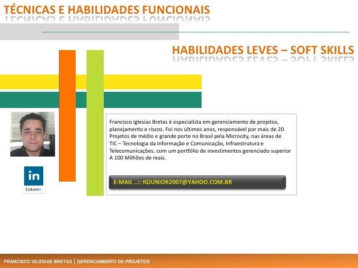 TÉCNICAS E HABILIDADES FUNCIONAIS                                                                                 1       ...