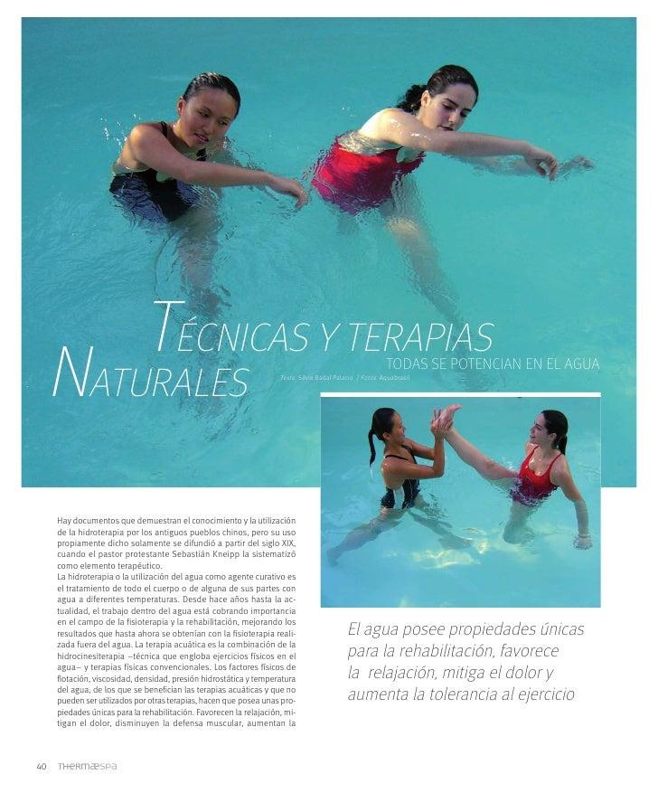 TÉCNICAS Y TERAPIAS  NATURALES                                                                                            ...