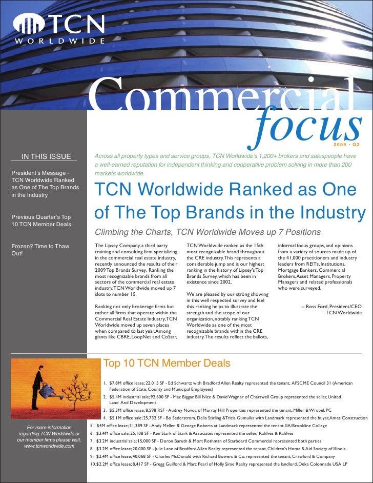 Commercial                                        focus                                                                   ...