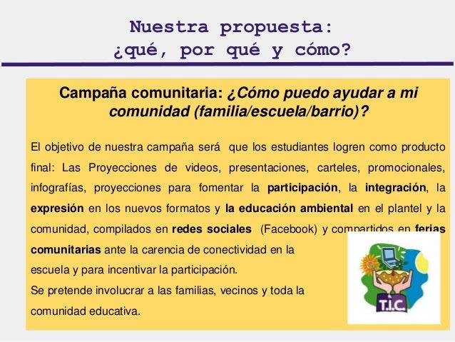 Nuestra propuesta, nuestras decisiones  Los contenidos disciplinares que se pondrán en juego serán :  ● Ciencias Sociales:...