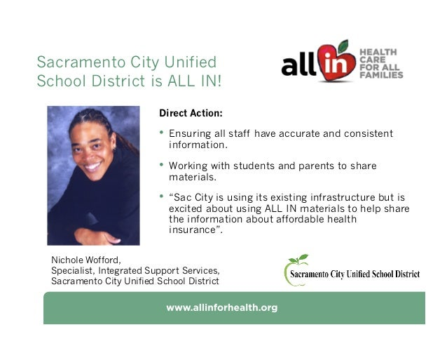 The Children's Partnership / ALL IN Campaign - Health Care